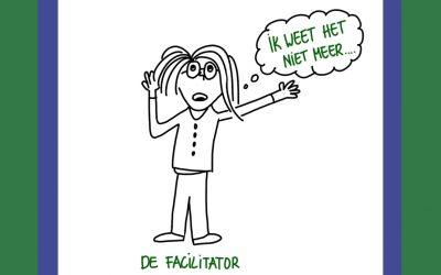 9 tips voor als je niet meer weet wat je moet doen als facilitator