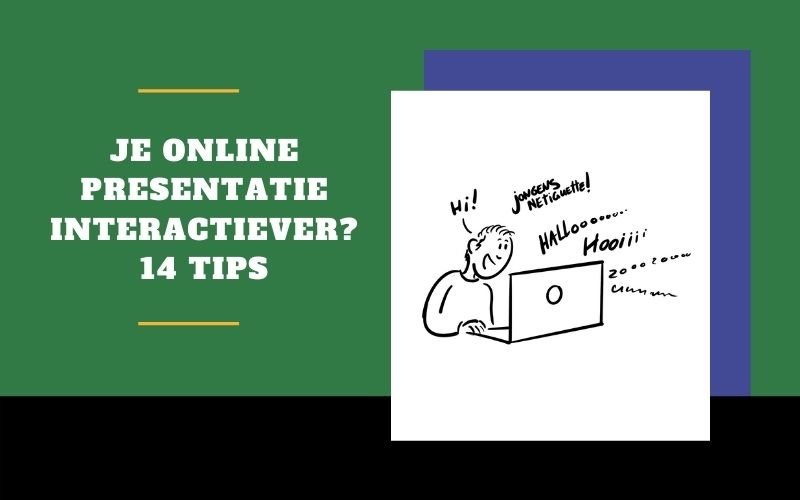 Je online presentatie interactiever? 14 tips