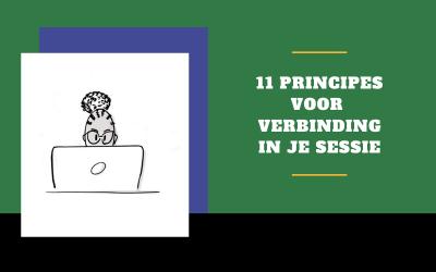 11 principes voor betrokkenheid in je online meeting